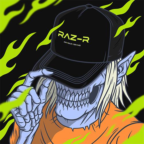 RAZ-R Merchandise